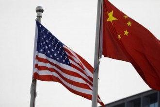 США, Китай