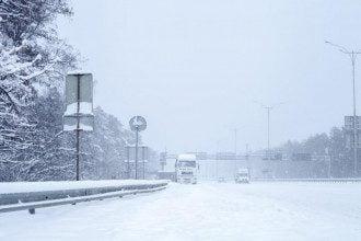 погода, сніг