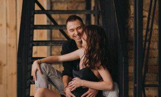 Макс Михайлюк и Дарья Хлыстун