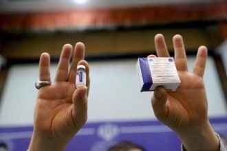 Німеччина просить ЄС закупити російську вакцину Супутник V