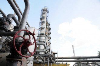 газ, Нафтогаз