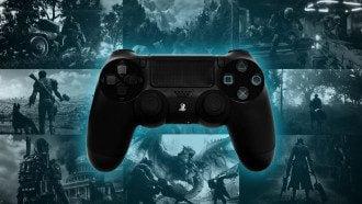 Распродажа игр для PS4 в Украине / Sony