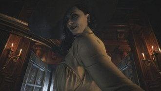 Resident Evil Village - создание Леди Димитреску / Capcom