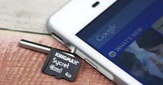Телефон не видит карту памяти: как исправить / GeekMaps