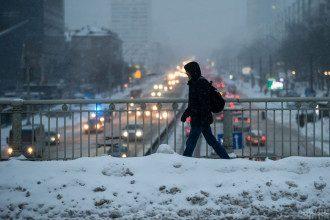 Синоптик Київ і Україна знову дочекалися снігу
