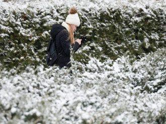 Синоптик в Україну йдуть снігопади і різке похолодання