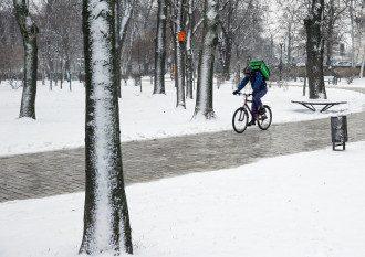Синоптик Погода в Украине осложняется, снова снег и ветер