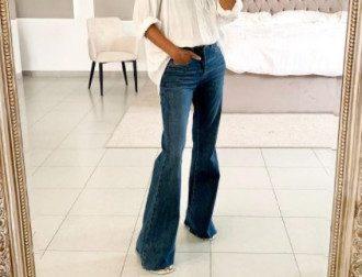 Модные джинсы весна-лето 2021