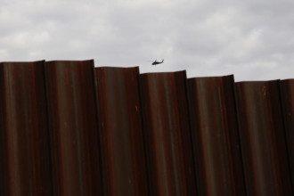 На американской территории потерпел крушение вертолет, есть жертвы