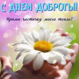 День доброти - привітання в прозі, вірші і картинки з Днем доброти
