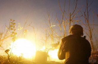 На Донбассе на бойцов ВСУ сбросили гранаты один боец погиб