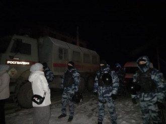 Обыски в Крыму у крымских татар - что известно