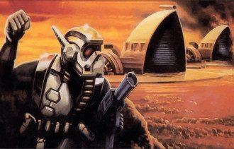 Топ лучших игр для Сеги / Dune II: The Battle For Arrakis