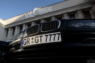 Нардепы одобрили проекты законов относительно растаможки евроблях