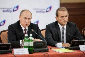Пєсков розповів про позицію Путіна у справі Медведчука