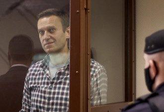 Навальний більше не перебуває в СІЗО у Кольчугіно