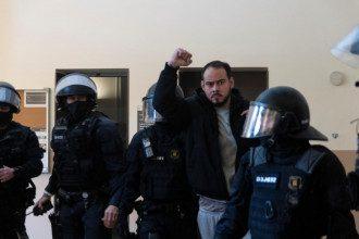 В Іспанії на підтримку Хаселя були масштабні акції протесту