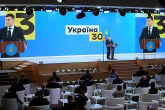 Президент опроверг неправдивую информацию насчет поставок воды в Крым