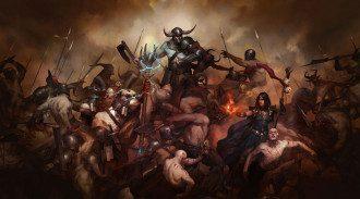 Появилось новое геймплейное видео Diablo 4 / Blizzard