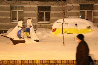 Луганщині загрожує до -19 градусів