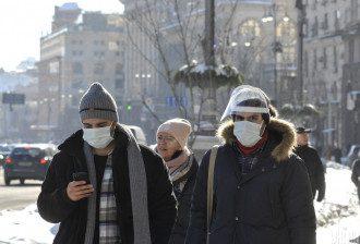 Киев,прохожие