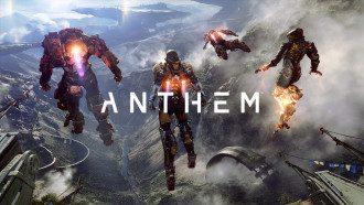 Перезапуск Anthem отменили / EA