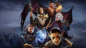 Baldur's Gate III получила крупное обновление / Larian