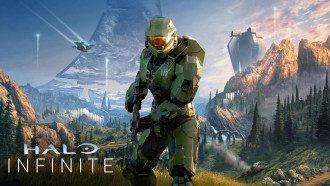 Авторы Halo Infinite показали новые скриншоты и арты / 343 Industries