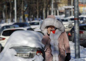 Східним регіонам України на початку березня загрожує до -13