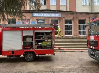 Больница №1 Черновцы