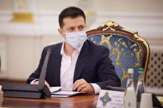 Зеленський прокоментував засідання РНБО