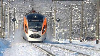 Укрзалізниця, поїзд