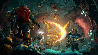 Что ждет игроков Deep Rock Galactic в 2021 / Steam