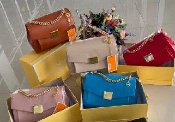 Модные сумки весна-лето 2021