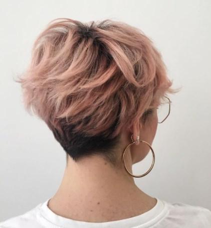 Короткие волосы нужно стричь чаще / Instagram