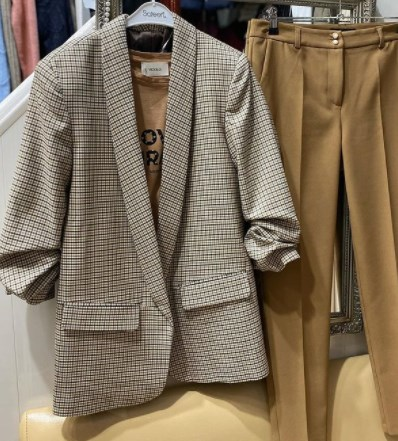 Модні піджаки весна-літо 2021