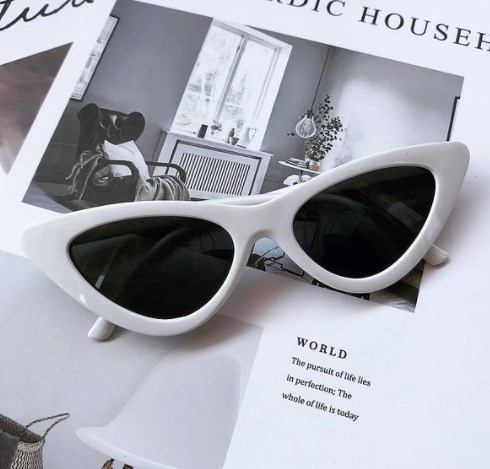 Модні жіночі сонцезахисні окуляри 2021