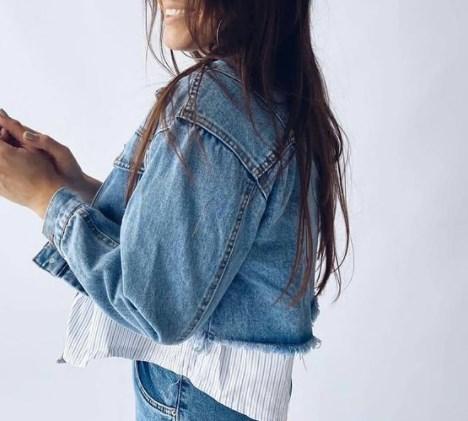 В моде джинсовые куртки / Instagram