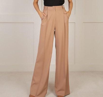 Модные широкие брюки / Instagram