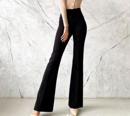 Модные брюки клеш / Instagram