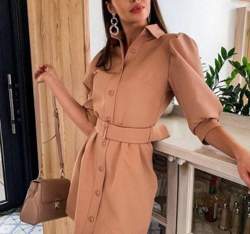 Модные тенденции весна 2021