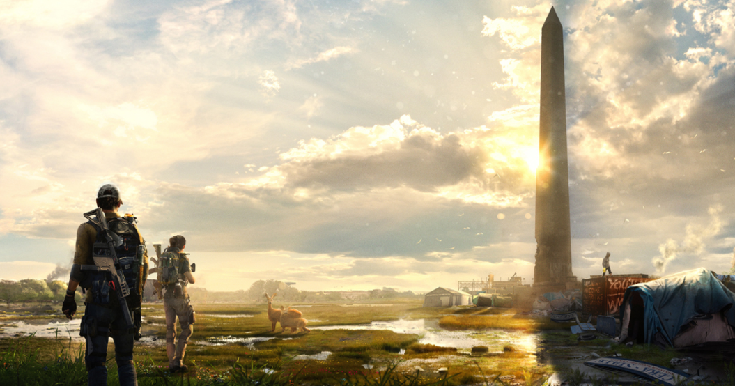 Кадр из The Division 2 / Ubisoft