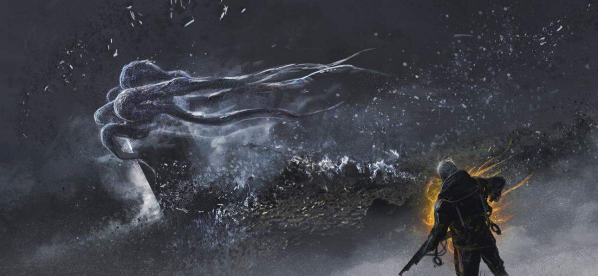 Кадр из Death Stranding / : Kojima Productions