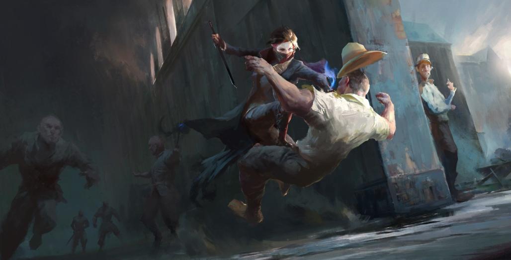 Кадр из Dishonored / Arkane Studios
