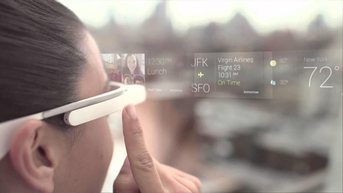 Google Glass – самый известный проект подразделения X / WordStream