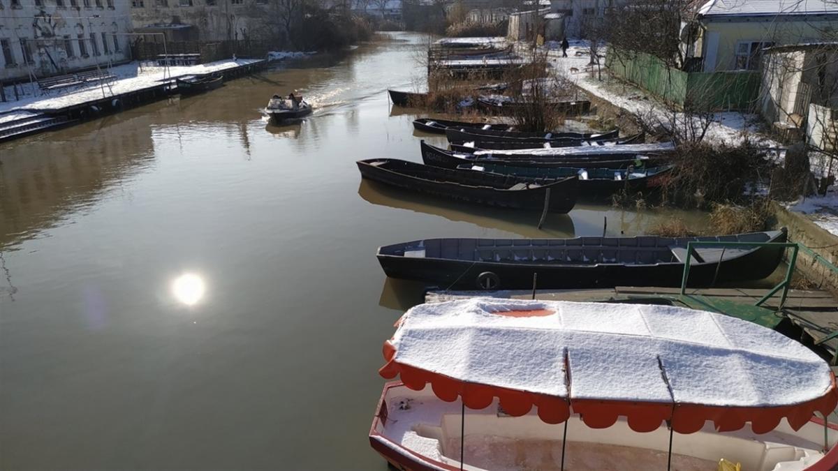 Куди поїхати на 8 березня в Україні Вилкове