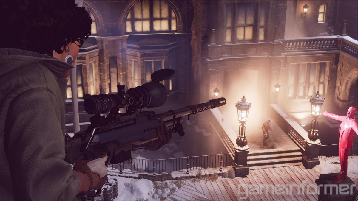 Новые скриншоты из Deathloop