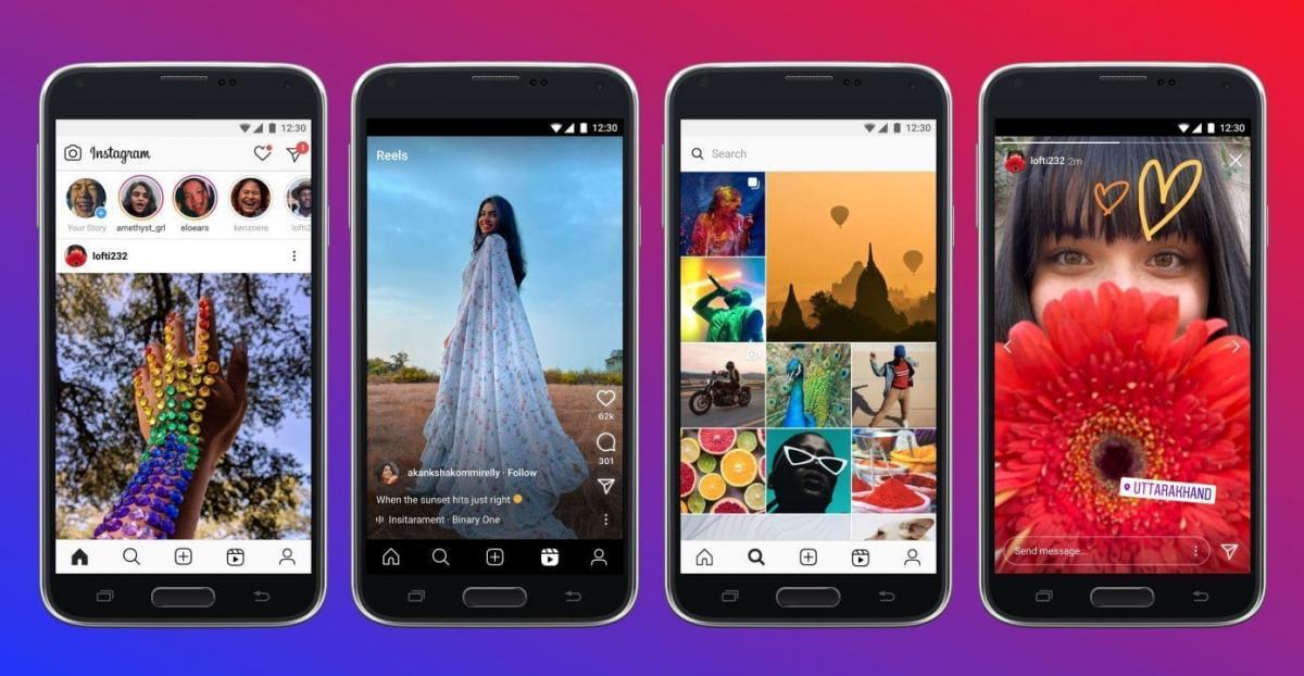 Instagram перезапустила Lite-версию своего приложения в Украине