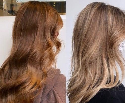 Легкое изменение цвета можно делать каждые 8 недель / Instagram