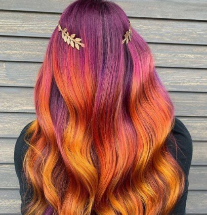 Нет онозначного ответа на вопрос, как часто можно красить волосы / Instagram